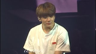 Download 181009 Ending speech / ment (Jungkook crying) BTS Love yourself tour In London FANCAM 직갬