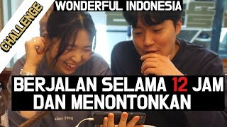 WONDERFUL INDONESIAㅣREAKSI CEWEK KOREAㅣMEMPROMOSIKAN INDONESIA! thumbnail