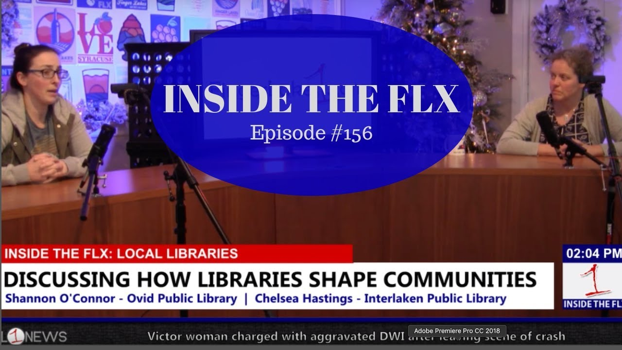 Discussing the impact of libraries in rural settings .::. Inside the FLX 12/23/18