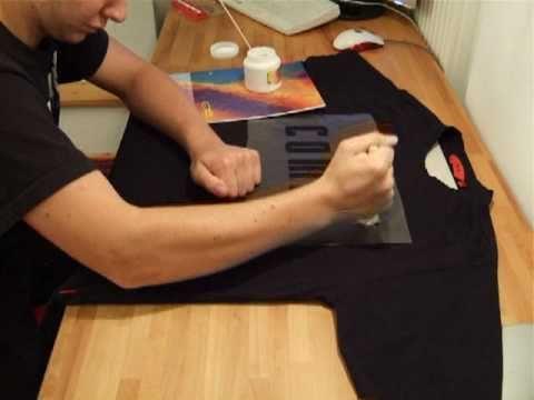 T shirt selber nähen