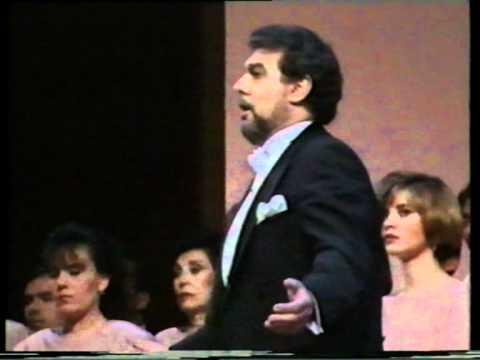 Plácido Domingo  - Macbeth (O figli...Ah, la paterna mano)