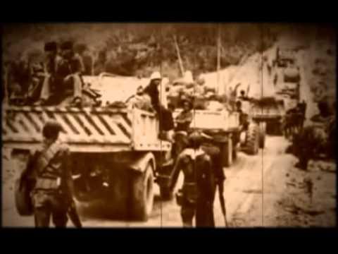 กรมทางหลวง 100 ปี ตอนที่ 9/20 การก่อสร้างทางในเขตผู้ก่อการร้าย