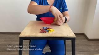 Ejercicios de dedos, mano, muñeca y antebrazo