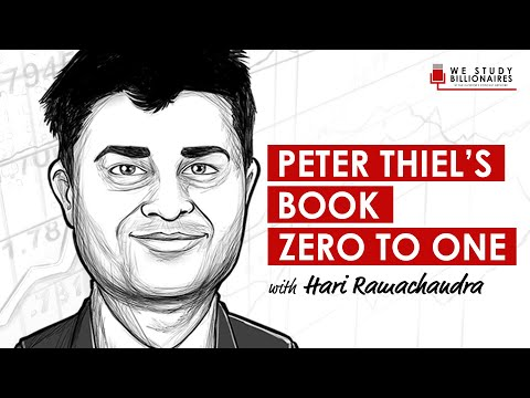 7 TIP: Peter Theil - Zero to One