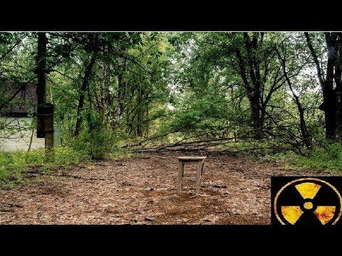 Заброшенное Село Чернобыльской Зоны Отчуждения... \  The Abandoned Village Of The CEZ...