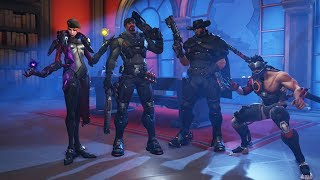 Overwatch Retribution Gameplay (Full Match)