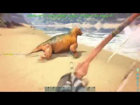 Ark Survival Evolved Ep 1