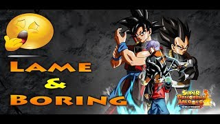 The Worlds Most Boring Game Super Dragon Ball Heroes World Mission