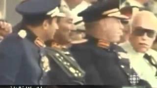 فيديو لم يعرض من قبل قد يدين مبارك بالتورط في اغتيال السادات