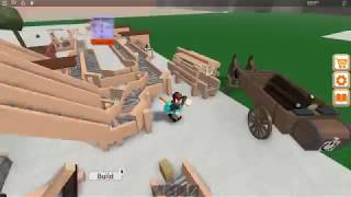 Finishing our Auto-Harvesting Wood Machine!!! | Roblox Factory Town Tycoon #6!!!