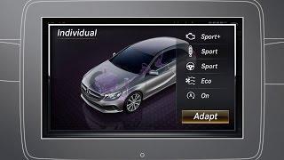 A-Class: DYNAMIC SELECT - Mercedes-Benz original Video