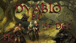 Dyablo 8.0 - Official 4K Cinematic Trailer [1st December]