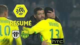 Angers SCO - FC Nantes (0-2)  - Résumé - (SCO - FCN) / 2016-17