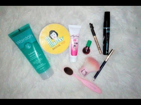 Makeup sehari hari buat muka berjerawat & berminyak