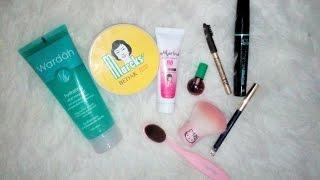 vuclip Makeup sehari hari buat muka berjerawat & berminyak