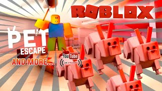 We are live! Come and play Roblox with Denise TV!