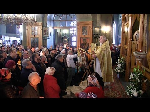 Протоиерей Димитрий Смирнов. Проповедь по евангельской притче о богаче и Лазаре