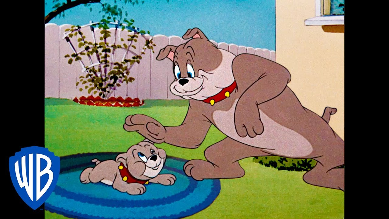Tom & Jerry | The Best Father & Son Duo Ever! | Classic Cartoon Compilation | WB Kids