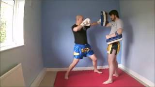Drill Of The Week - Boxing & Elbows