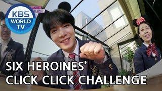 Six Heroines' Click Click Challenge [Happy Together/2018.11.01]