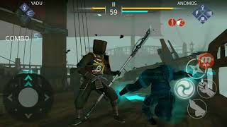 Shadow Fight 3 Unarmed hero! barehanded fights