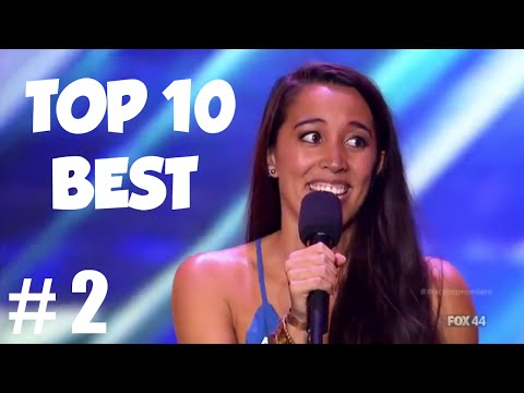 X Factor TOP 10 Best Auditions PART 2