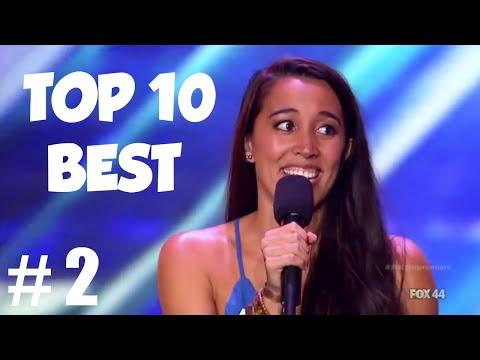 X Factor TOP 10 Best Auditions PART 2