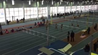 Біг на 60 м з/б (0.840) Жінки Фінал