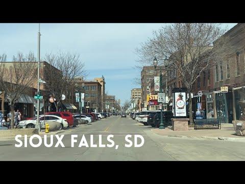 Sioux Falls, South Dakota Drive