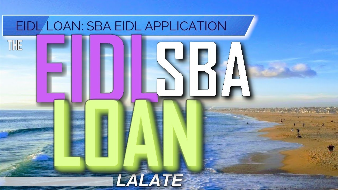 Download EIDL Loan Approval Process Status Bombshell: EIDL Loan Applications DENIED Based on Business TYPES?!