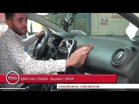 EBRU HALI YIKAMA - BOYABAT/SİNOP