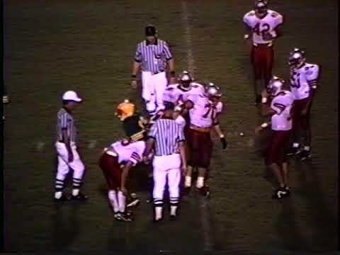 Miami Killian Vs Coral Gables 1995 Football