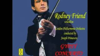 Rodney Friend and the LPO-Gypsy Concerto