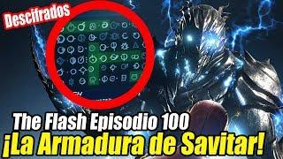 ¡La Armadura de Savitar Es la Clave(?)! Símbolos EXPLICADOS - The Flash 5x08 PROMO 2