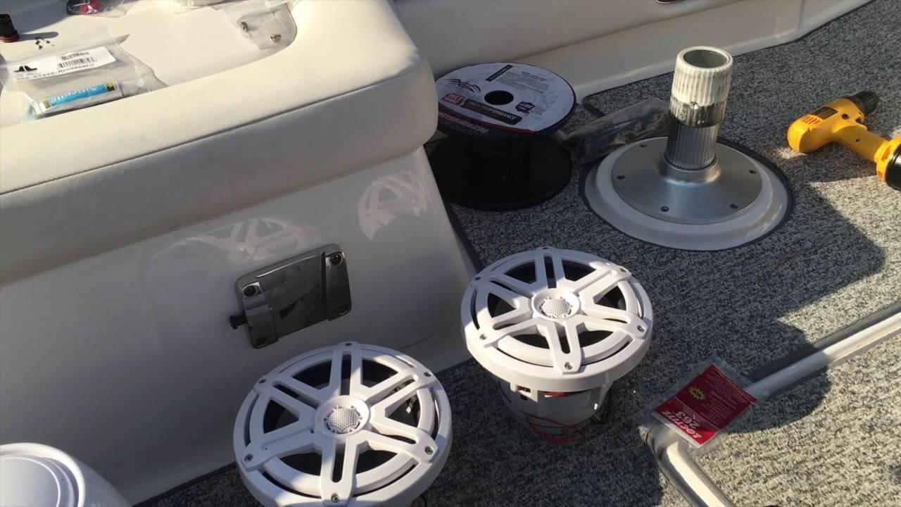 Jl Audio Marine Upgrade M880 M770 M800 8v2 Wet Sounds Ws 420 Bt M10ib5 W6 Wiring