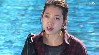 Kim  Woo Bin Park Shin Hye @mirasçılar 11 bölüm