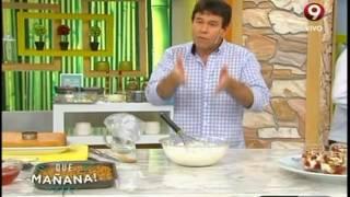 Receta dulce: Mousse de Yogur y granola de avena