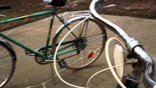 1971 Schwinn/Sears cruiser bikes