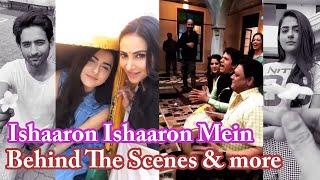 Ishaaron Ishaaron Mein - Behind The Scenes, TikTok  & Actors' Stories