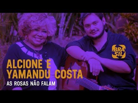 Alcione e Yamandu Costa - As Rosas Não Falam l Contradança