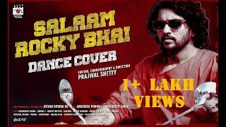 Salaam Rocky Bhai Full Song | KGF Kannada | Yash | Prashanth Neel | Dance Cover