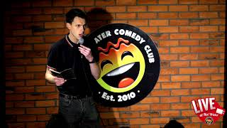 Chris Copestake | LIVE at Hot Water Comedy Club