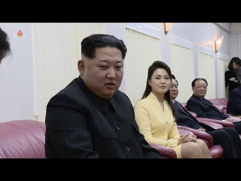 N. Korea's Kim Jong Un visiting China: state media
