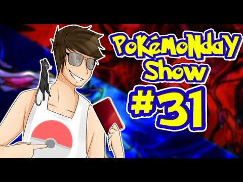 Pokémonday Show #31 - Pokémon Death Battle, 3D MMO, Greninja In Smash Bros. (Pokémon News)