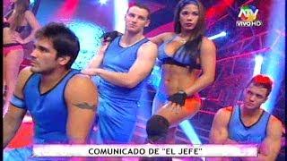 COMBATE+EL+JEFE+DICE+QUE+HABRA+ELIMINACION+19/06/14 video