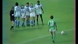 Marseille 3-5 ASSE - 3e journée de D1 1979-1980