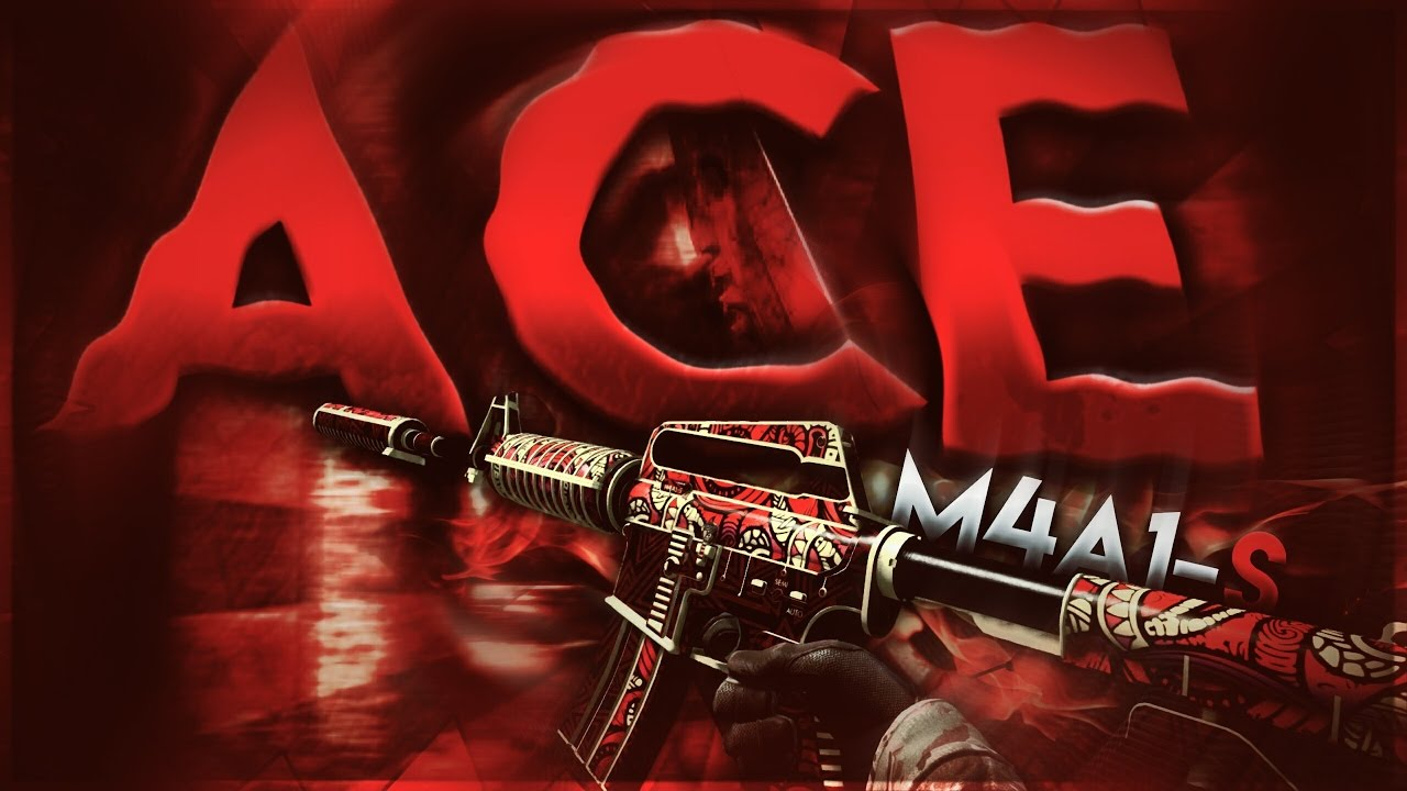 how to get m4a1-s in cs go