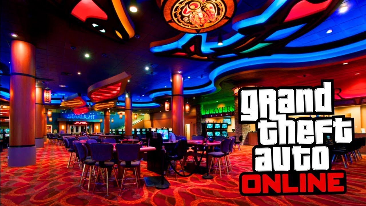Gta V Online Update Casino