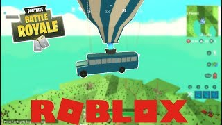 Fortnite no ROBLOX? - Island Royale