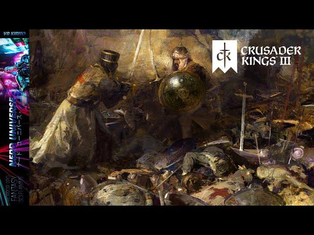 Crusader Kings III Release | Tutorial Vom Anfang bis zur Hochzeit der Erben ☬  PC [Deutsch] 1440p